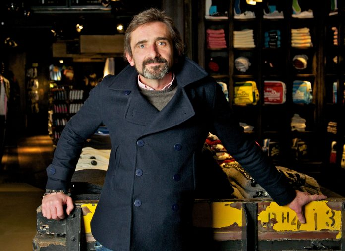 Superdry co-founder Julian Dunkerton