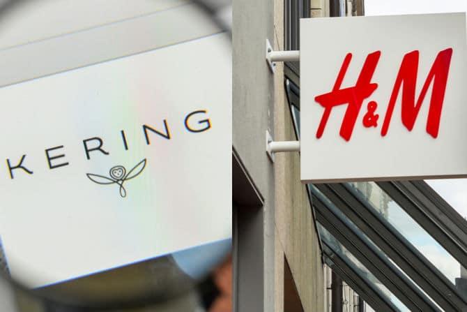Kering H&M