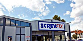Kingfisher Screwfix