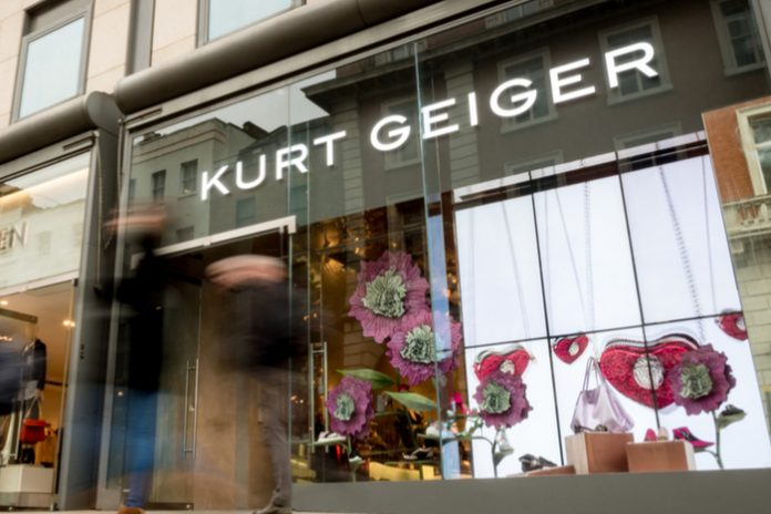 Kurt Geiger CEO says another 500 jobs cuts could be on the way