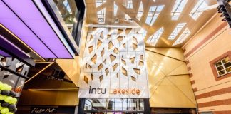Intu Lakeside Colin Flinn