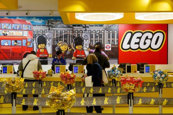 Lego update