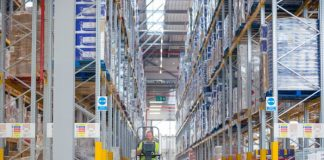 The UK could run out of warehouse space within a year after the surge in online shopping and supply chain disruption during Covid-19,
