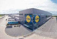 250 jobs up for grabs as Lidl commences operations at new £70m Scottish warehouse