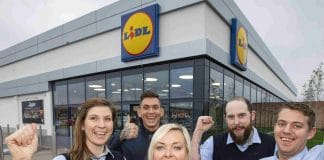 Lidl Living Wage