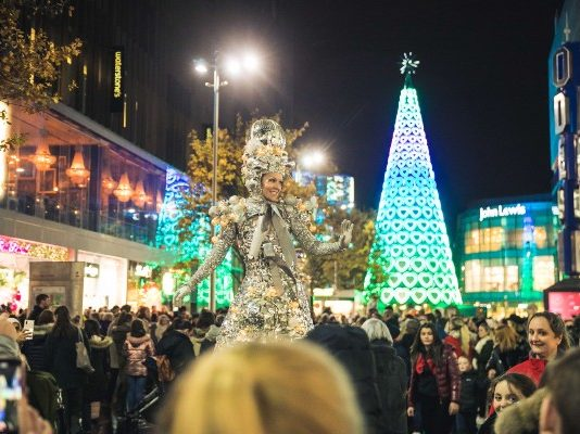 Liverpool One closed a successful festive period, reporting a five per cent increase in sales during the period compared to 2018, bucking the retail trend. The positive Christmas results mark the end of a record year of performance at the destination, with sales up 2.5 per cent over the twelve months.