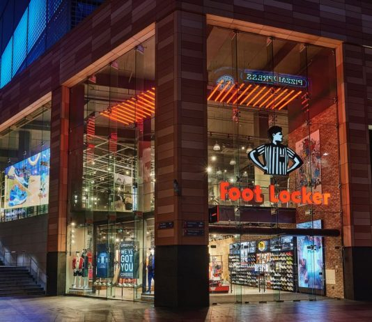 Foot Locker will be moving to a larger unit in the Manchester Arndale centre to develop a new experience-led flagship regional store. The global sportswear and footwear retailer will lease approximately 14,000 sq ft on Halle Mall after previous years of strong trade at it the 7,372 sq ft Market Street store.