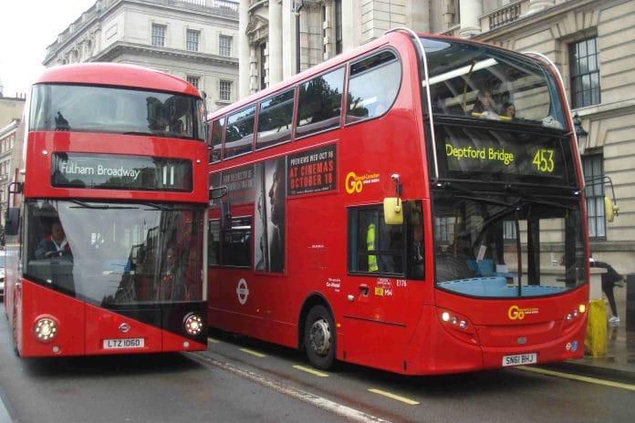 Amazon buses
