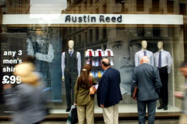 Losses Widen At Austin Reed Retail Gazette