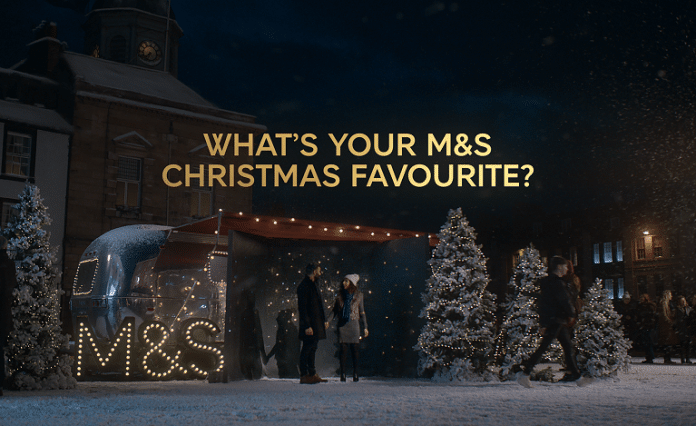 Christmas Ads.M S Unveils 1st Of 2 Christmas Ads As Festive Campaigns Come