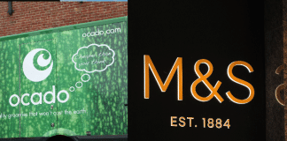 M&S Ocado