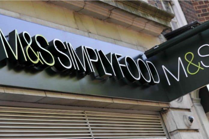 M&S names 4 new food directors ahead of Ocado partnership