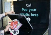 M&S plastic