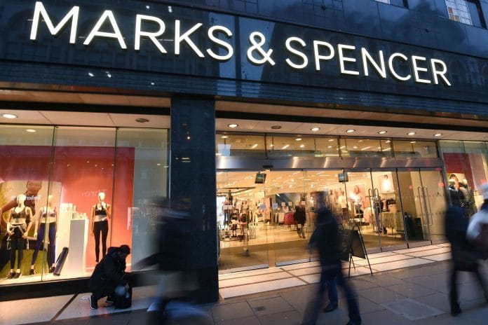 M&S mulls downsizing 20 of its biggest stores