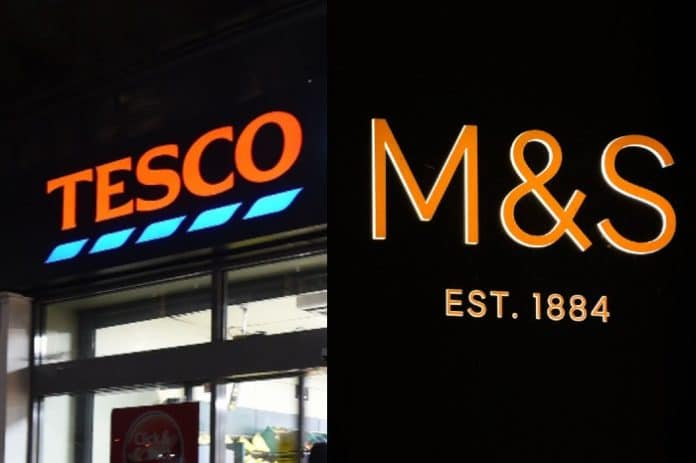 M&S and Tesco 2nd & 4th on EcoAct FTSE 100 Sustainability leaderboard and report