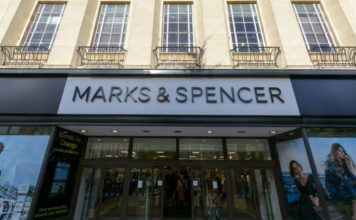 Marks & Spencer Topshop