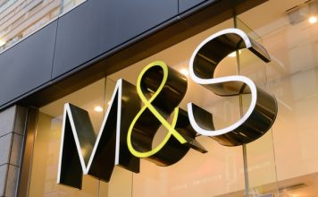 marks and spencer m&s Sacha Berendji