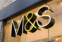 "M&S tells analysts that turnaround of clothing division ""behind schedule"""