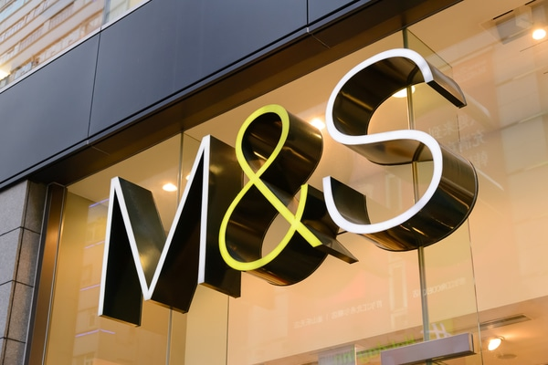 M&S tells analysts that turnaround of clothing division