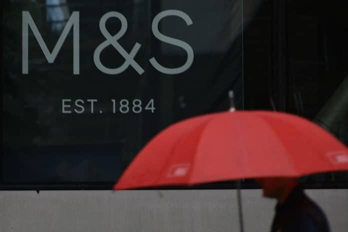 M&S full year