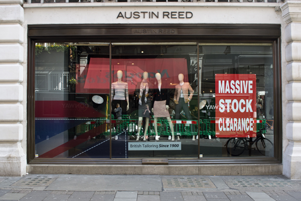 Major Retailers Express Interest In Acquiring Former Bhs And Austin Reed Stores Retail Gazette