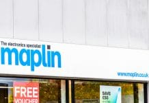 Maplin administration