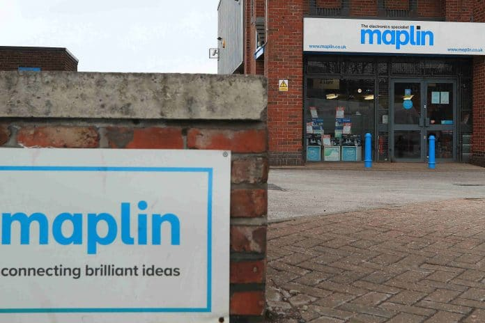Maplin & Warren Evans rise from the ashes with online