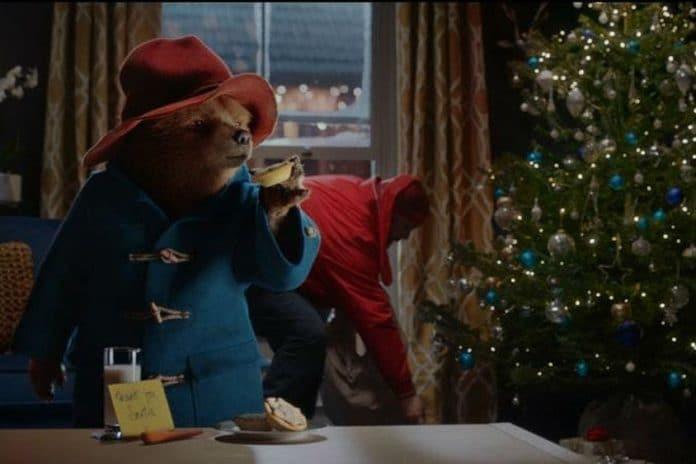 Marks & Spencer Christmas advert