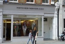 Matchesfashion CEO Ulric Jerome exits