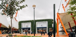Ashford Designer Outlet extension expansion