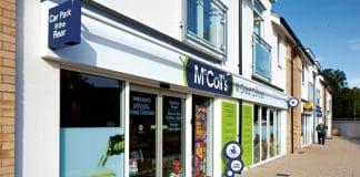 McColl's sales