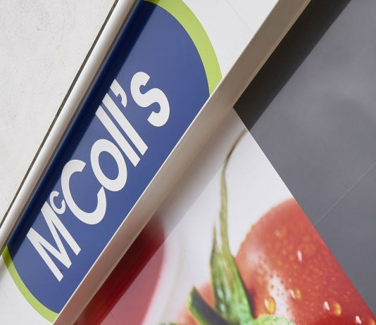 McColl's operating chief Dave Thomas to retire