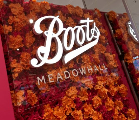 Boots picks Sheffield's Meadowhall for first new-look store outside London