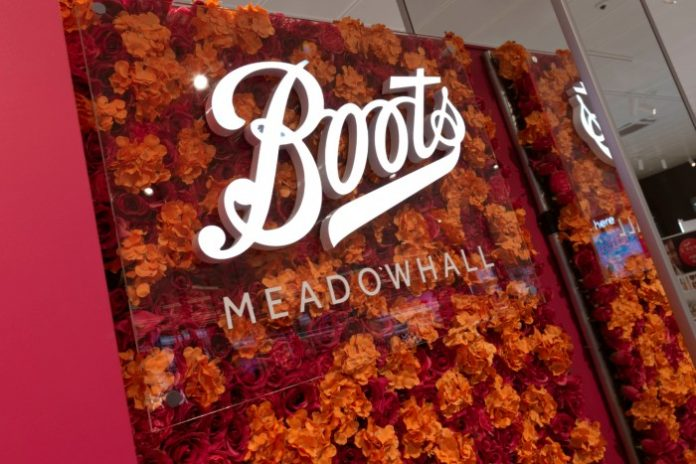 Boots Picks Sheffield S Meadowhall For First New Look Store Outside London