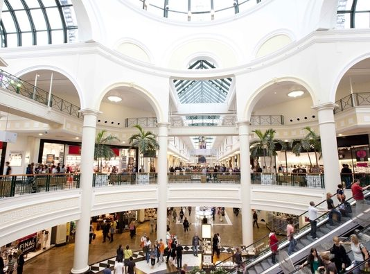 Profits down at British Land as retail property value drops 10%