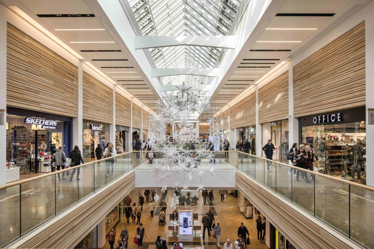 5d35f0bbf5f 60m Meadowhall refurbishment completed after two years - Retail Gazette