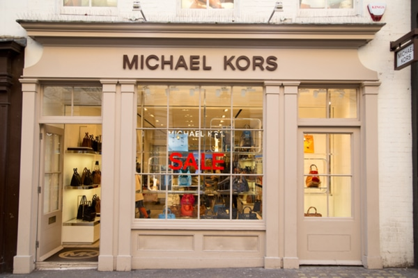 Capri Holdings slashes forecast $5.8bn slow Michael Kors Jimmy Choo sales Versace sales up