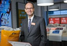 Sainsbury's CEO
