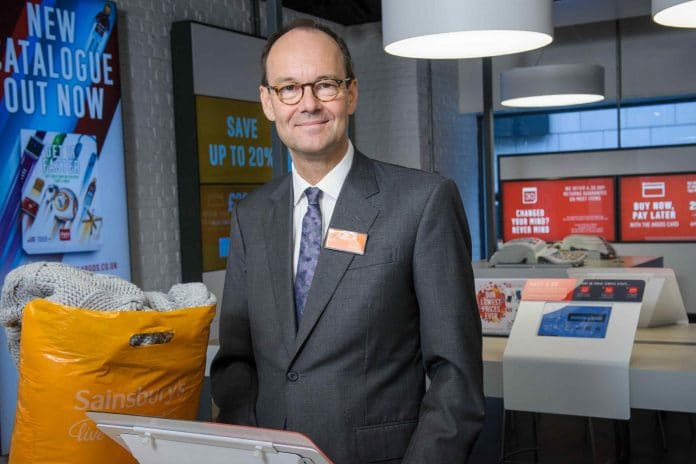 Sainsbury's CEO Mike Coupe urges