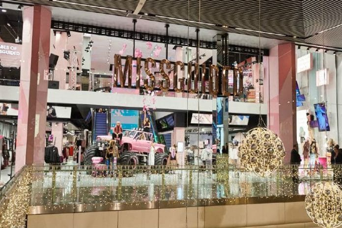 Missguided CCO