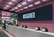 Missguided chief customer officer