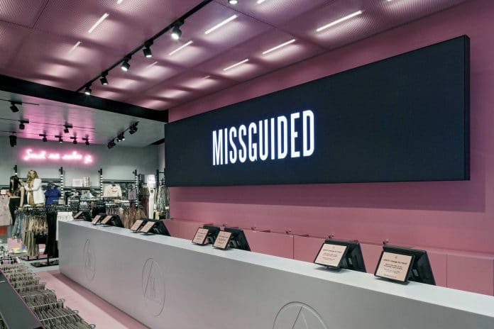 Missguided CFO