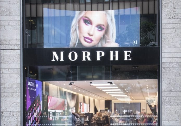 Morphe Liverpool ONE