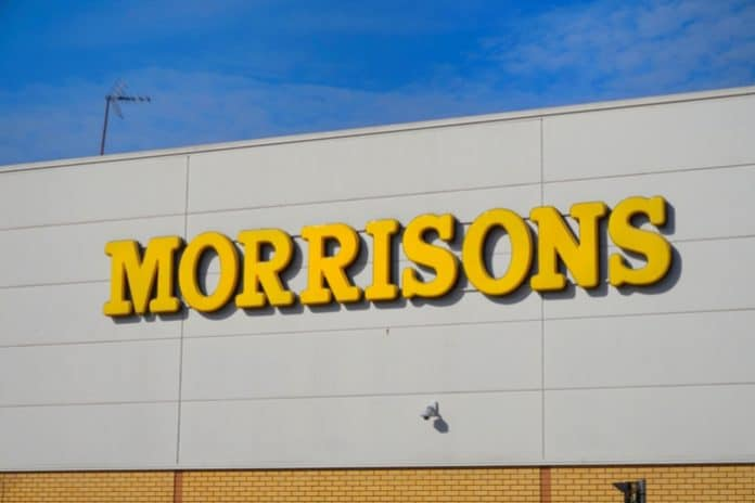 Morrisons David Potts trading update