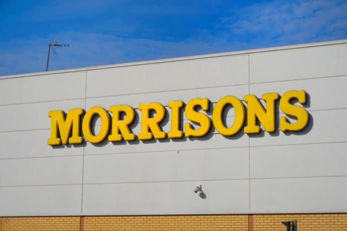 Morrisons plastic