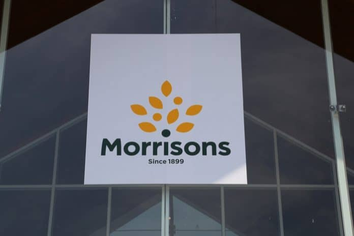 Morrisons ends run of 14 consecutive quarters of growth by posting a 1.9% fall in sales & Amazon deal deepened