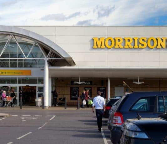 Morrisons confirms that 4 stores will close down, putting 400 jobs at risk