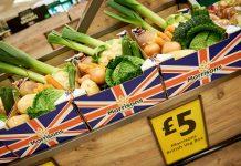 Morrisons veg box