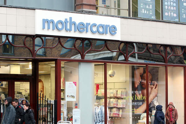 Mothercare (Image: Press Association)