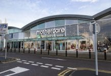 Mothercare losses